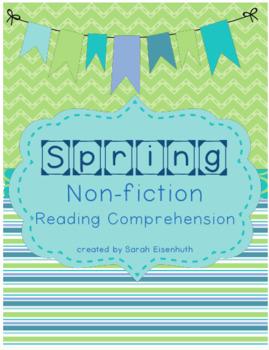 Spring Non-fiction Reading Comprehension