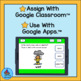 Spring Nouns, Verbs and Adjectives for Google Classroom™ and Google Drive™