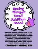 Spring Number Bond Addition Scoot