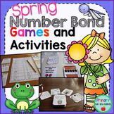 Spring Number Bond Games (Numbers 0 - 10)
