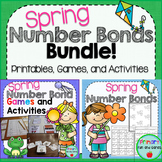 Spring Number Bonds Bundle