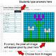 Spring - Number Patterns: Multiplication & Division - Google Sheets Pixel Art