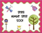Spring Number Sense Scoot