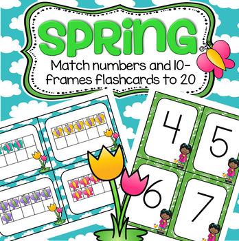 Spring Numbers Free