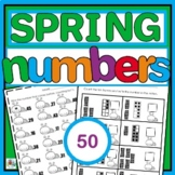 Spring Numbers to 50