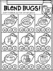 Spring Activities Math and Literacy Printables for Kindergarten
