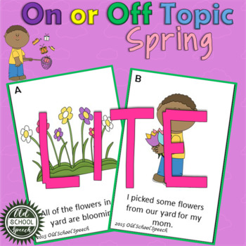 Spring On/Off Topic LITE