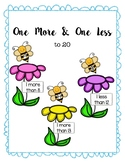 Spring One More and One Less Matching up to 20
