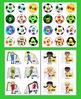 Summer Literacy Centers: Onset Rime Soccer - Level 2 - Mor