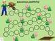 Spring Open-Ended Board Game Bundle Speech Teletherapy Digital