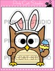 Spring Writing - Owl Theme Bulletin Board