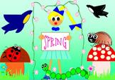 Spring PNG clip art