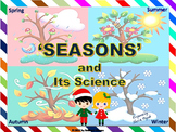 """Seasons and its science"" - Unit with Worksheets"