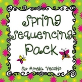 Spring Pack Sequencing with Original Drawings