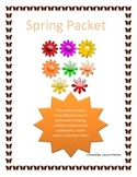 Seasons-Spring Packet