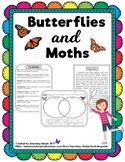 Butterflies and Moths Thematic Unit