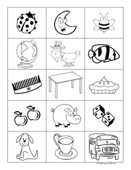 RTI or Conference Homework Spring Packet: Kindergarten