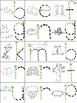 Spring - Pattern Block - fine motor activity mats - English