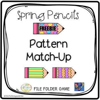 Game Spring Pattern Match-Up