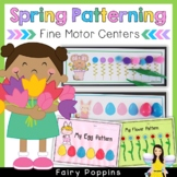 Spring Patterning Activities