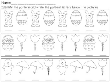 Spring Patterning Pack-FREEBIE!
