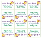 Spring Peeps Label for Class Treat