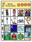 Spring Penny Pusher:  Listening Comprehension Stories