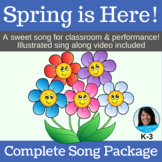"""Original Spring Performance Song 