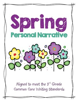 Spring Personal Narrative