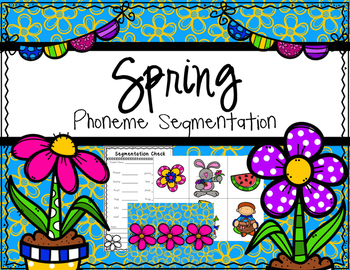 Spring Phoneme Segmentation