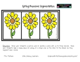 Spring Phoneme Segmentation (3-4 Sounds)