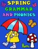 Spring Phonics and Grammar