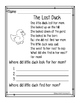 Spring Phonics and Reading Pack