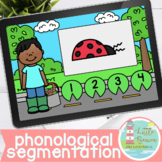 Spring Phonological Segmentation | Syllable Counting Boom