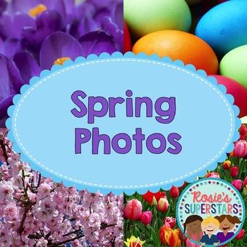 Spring Photos Freebie