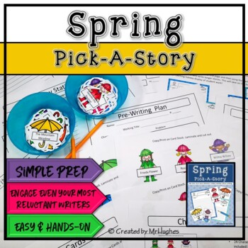 Spring Pick-A-Story