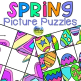 Spring Picture Puzzles:  Create Your Own Content