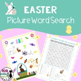 Easter Picture Word Search