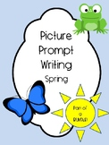 Spring Picture writing Prompts