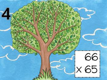 Spring Pile It On... Math fun for older kids