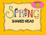 Spring Poem Shared Read EXTENDED Version (NO PREP)