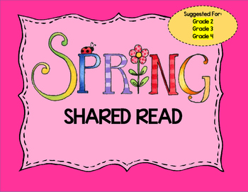 Spring Poem Shared Read NO PREP