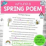 Spring Poem Writing