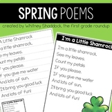 Spring Poems for Shared Reading