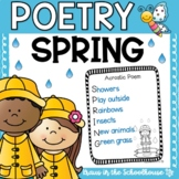 Spring Poetry Writing