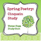 Spring Poetry: Cinquain Study Unit