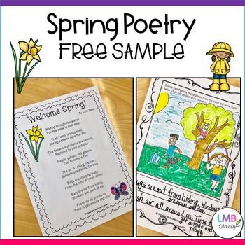 Spring Poetry Freebie