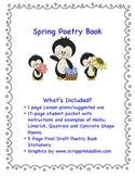 Spring Poetry Lessons