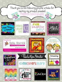 Spring Poetry: Poem Posters with Examples and Student Forms