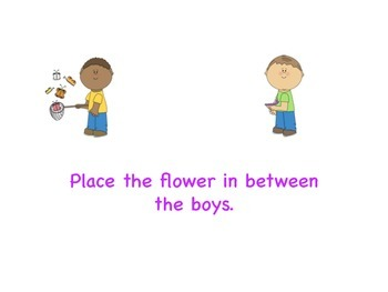 Spring Positional Words